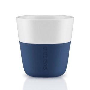Eva Solo Espressomuki Sininen 8 Cl 2-Pakkaus