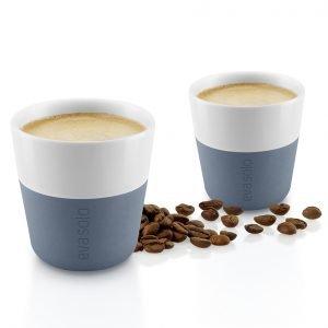 Eva Solo Espressomuki Steel Blue 2 Kpl