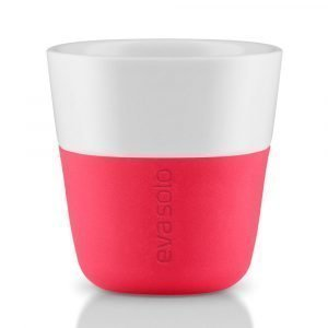 Eva Solo Espressomuki Vaaleanpunainen 8 Cl 2-Pakkaus