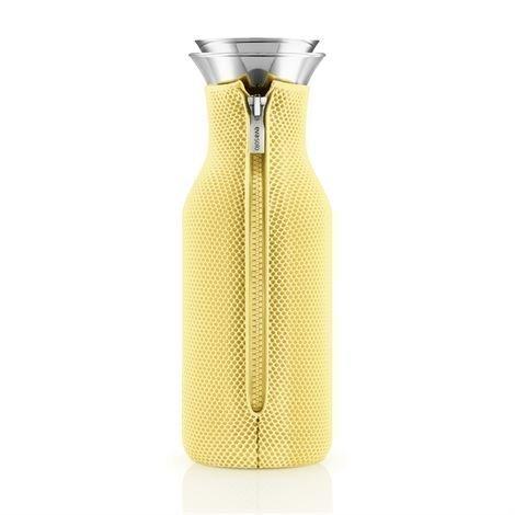 Eva Solo Jääkaappikarahvi 3d Yellow Limonade Keltainen