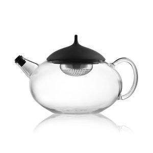 Eva Solo Lasinen Teekannu Teepallo Sisällä 1 L