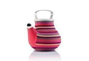 Eva Solo My Big Tea Teekannu Pink stripes 1