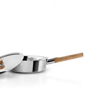 Eva Solo Nordic Kitchen Paistokasari Ruostumaton Teräs 24 Cm