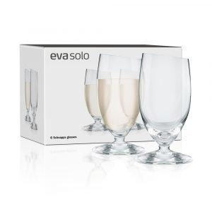 Eva Solo Snapsilasi 4 Cl 6-Pakkaus