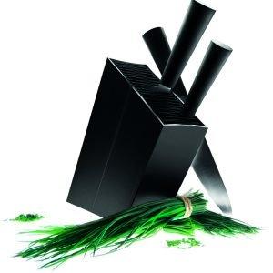 Eva Solo Veitsiteline Alumiini Musta