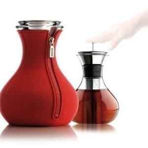 Eva Solo teehaudutin punainen