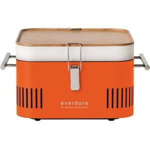 Everdure Cube Hiiligrilli Orange