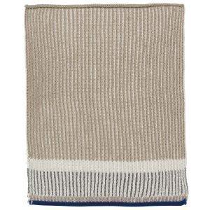Ferm Living Akin Knitted Keittiöpyyhe Beige 34x70 Cm