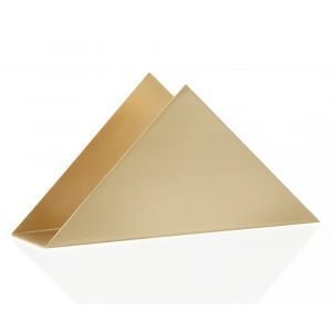 Ferm Living Brass Triangle Pidike