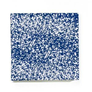 Ferm Living Splash Paperiservetti Sininen / Valkoinen 20 Kpl