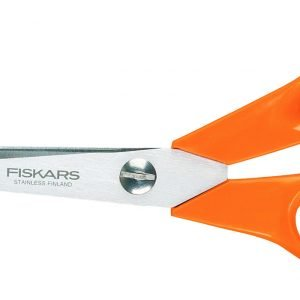 Fiskars Classic Yleissakset Oranssi 21 Cm