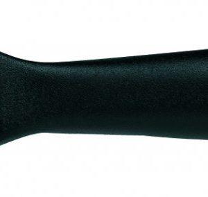 Fiskars Essential Vihanneskuorija Musta 6 Cm