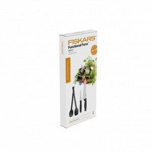 Fiskars Functional Form Salaattisetti 3-Osainen