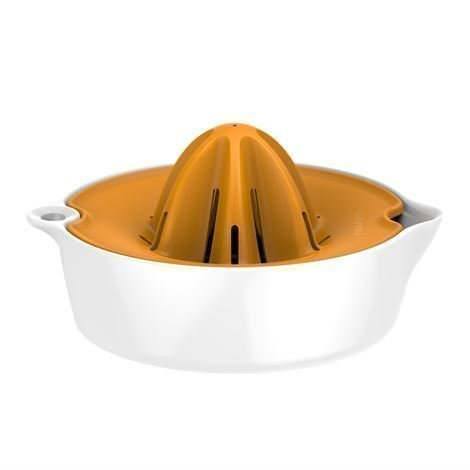 Fiskars Functional Form Sitruspuristin Oranssi-Valkoinen