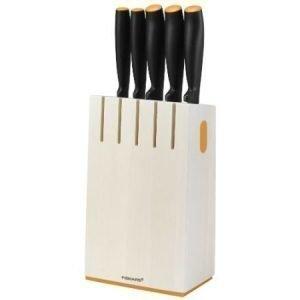 Fiskars Functional Form veitsiteline 5 veitsellä valkoinen
