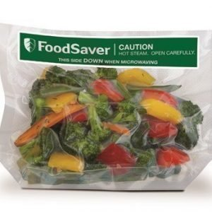 Foodsaver Freeze & Steam bags