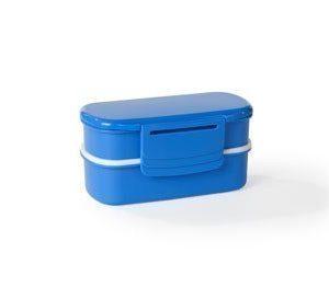 Funktion Eväslaatikko Bento sininen + aterimet