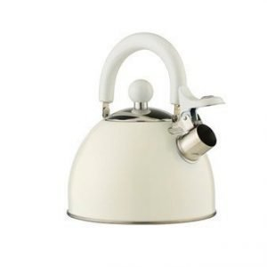 Funktion Kahvipannu 2 litraa valkoinen