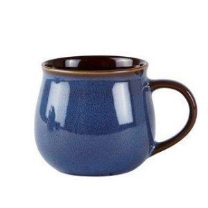 Galzone Muki Kivikeramiikka sininen 35 cl