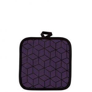 Galzone Patalappu Polyesteri/Puuvilla Lila 20x20 cm