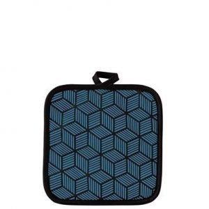 Galzone Patalappu Polyesteri/Puuvilla Petrol 20x20 cm