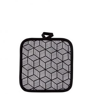 Galzone Patalappu Polyesteri/Puuvilla Valkoinen 20x20 cm