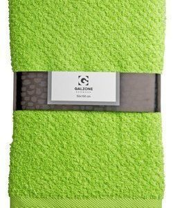 Galzone Pyyhe 100% Puuvilla Lime 100x50 cm