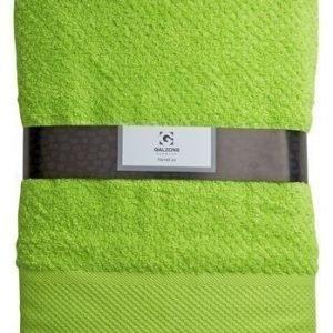 Galzone Pyyhe 100% Puuvilla Lime 140x70 cm