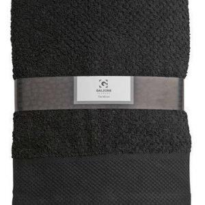 Galzone Pyyhe 100% Puuvilla Musta 140x70 cm