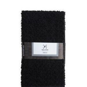 Galzone Pyyhe 100% Puuvilla Musta 70x50 cm
