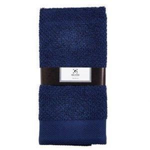 Galzone Pyyhe 100% Puuvilla Sininen 100x50 cm