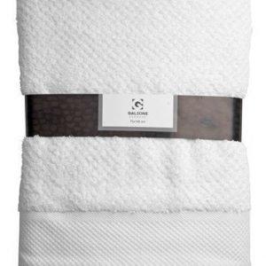 Galzone Pyyhe 100% Puuvilla Valkoinen 140x70 cm