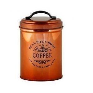 Galzone Säilytyspurkki Coffee Kupari 14