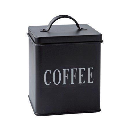 Galzone Säilytyspurkki Coffee Metalli 14x11