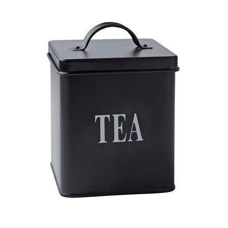 Galzone Säilytyspurkki Tea Metalli 14x11