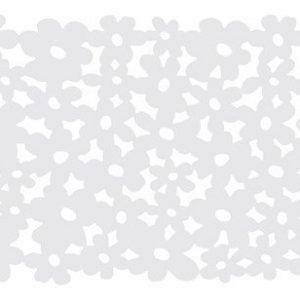 Galzone Tabletti Kukkia Valkoinen 44x28