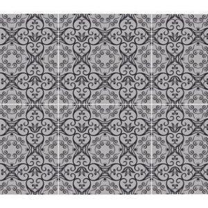 Galzone Tabletti Musta/Ruutu 44x28