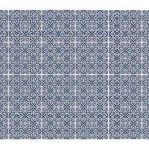 Galzone Tabletti Sininen/ruudullinen 44x28