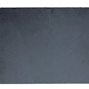Galzone Tabletti Skiffer/Musta 40x30 cm
