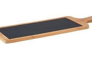 Galzone Tarjoiluvati Skiffer Bambu 45 cm
