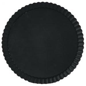 Gastromax Irtopohjavuoka Piirakka Musta 28 Cm