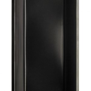 Gastromax Pitkovuoka Musta 30x11 Cm 1.7 L