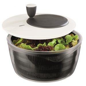 Gefu Salaattilinko Musta 25 Cm
