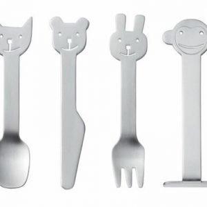Gense Animailfriends Lasten aterimet 4 osaa