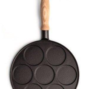 Gense Le Gourmet Lettupannu puukahva