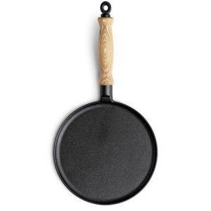 Gense Le Gourmet valurauta crepespannu 24 cm puukahva