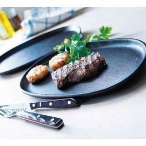 Gense Le Gourmet valurautainen grillilautanen