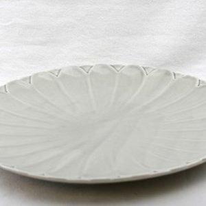 Gerbera Assiett Betong 20 cm
