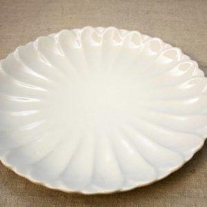 Gerbera Assiett Bomull 20 cm