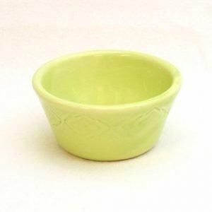 Gerbera Olivskål Lime 9 cm